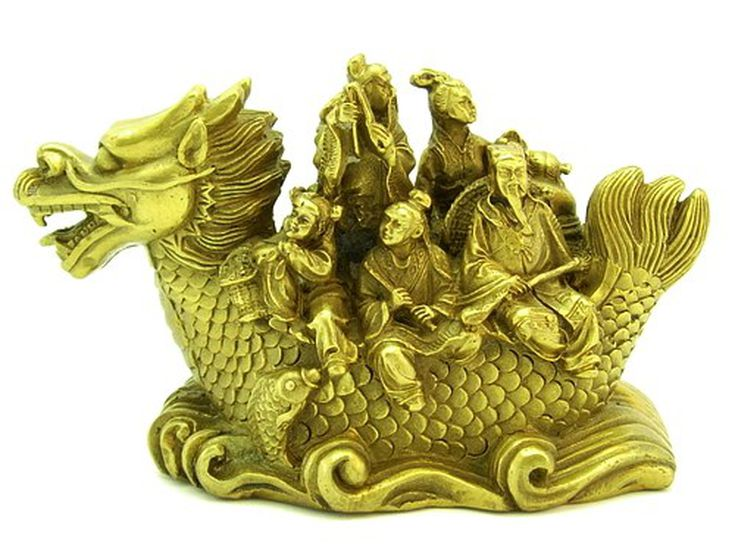 Eight Immortals Feng Shui Use Of Eight Immortals Symbol