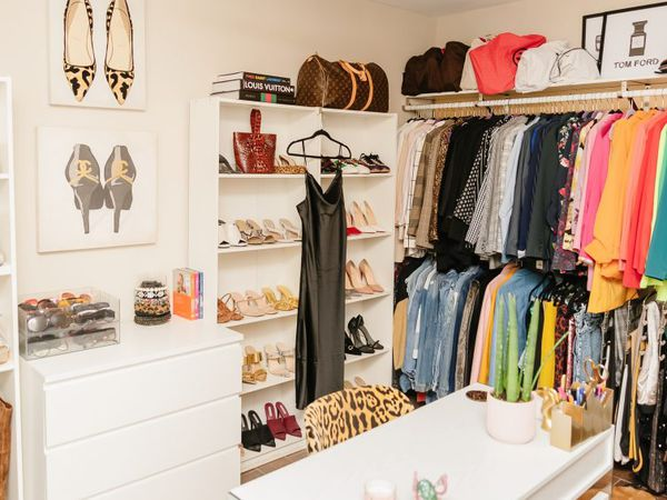 Chimee Ahaiwe closet office