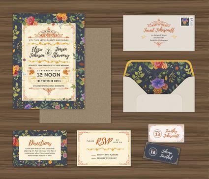 Basic Information Every Wedding Invitation Should Have