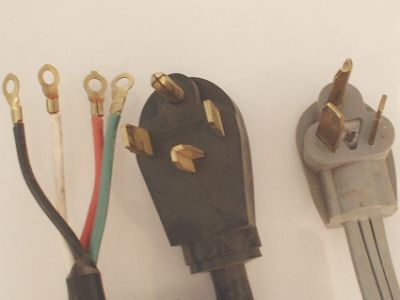 Stupendous Changing Dryer Cords From 4 Wire To 3 Wire Wiring 101 Archstreekradiomeanderfmnl