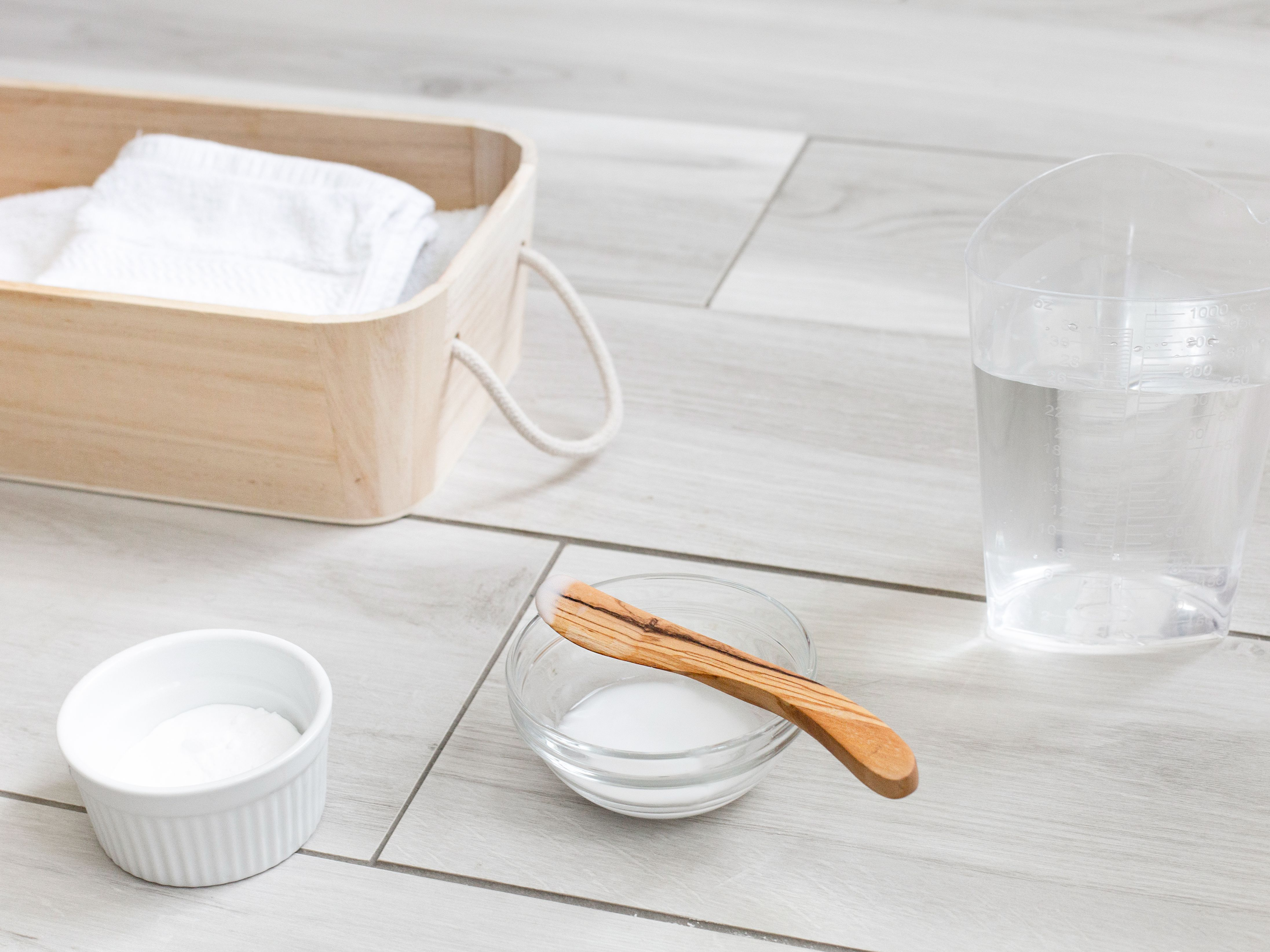 Baking Soda For Stain Pretreating