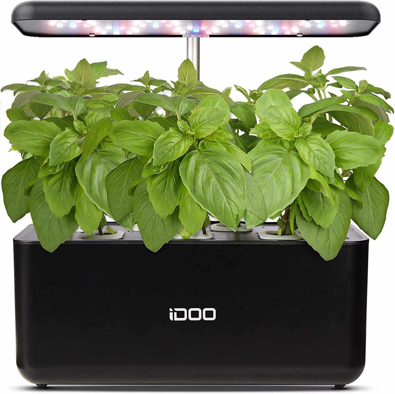 Hydroponics Indoor Herb Garden Starter Kit