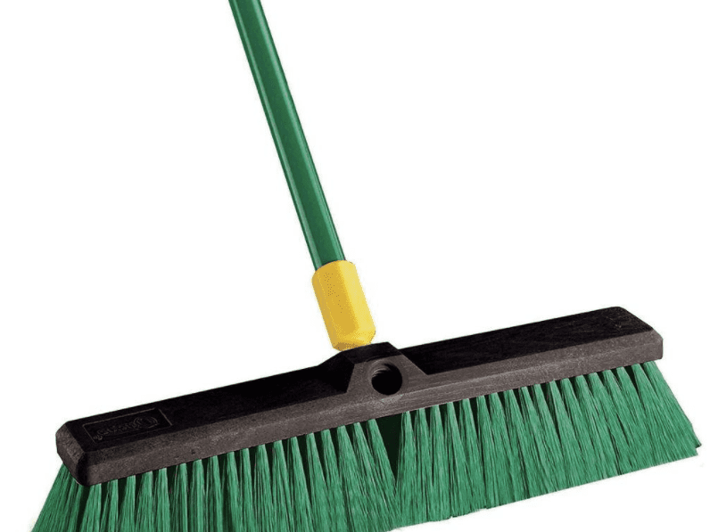 The 7 Best Push Brooms Of 2021
