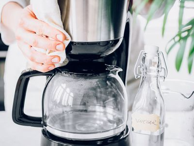 cleaning your coffee maker