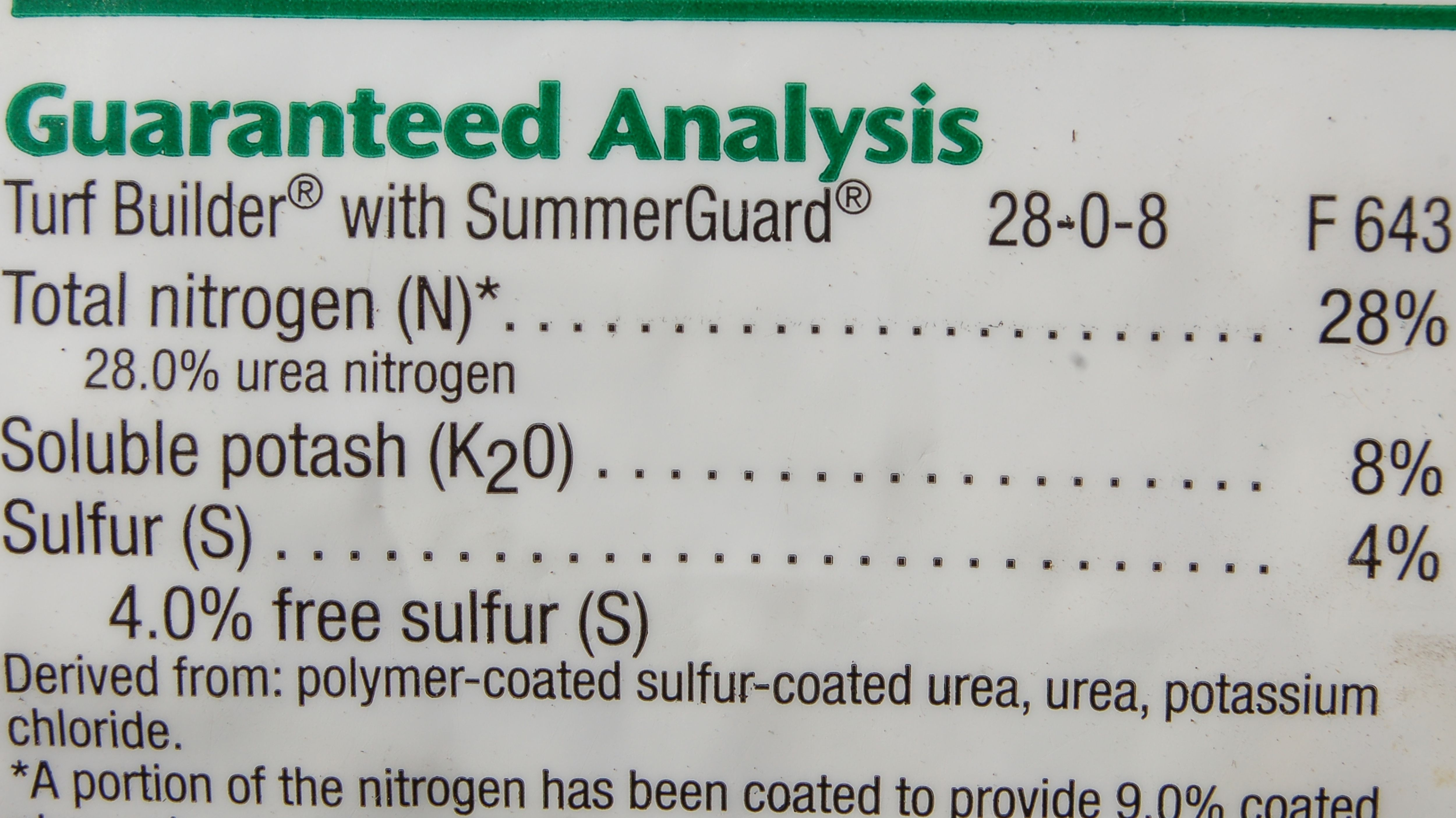 What Does NPK Stand for on a Fertilizer Label?