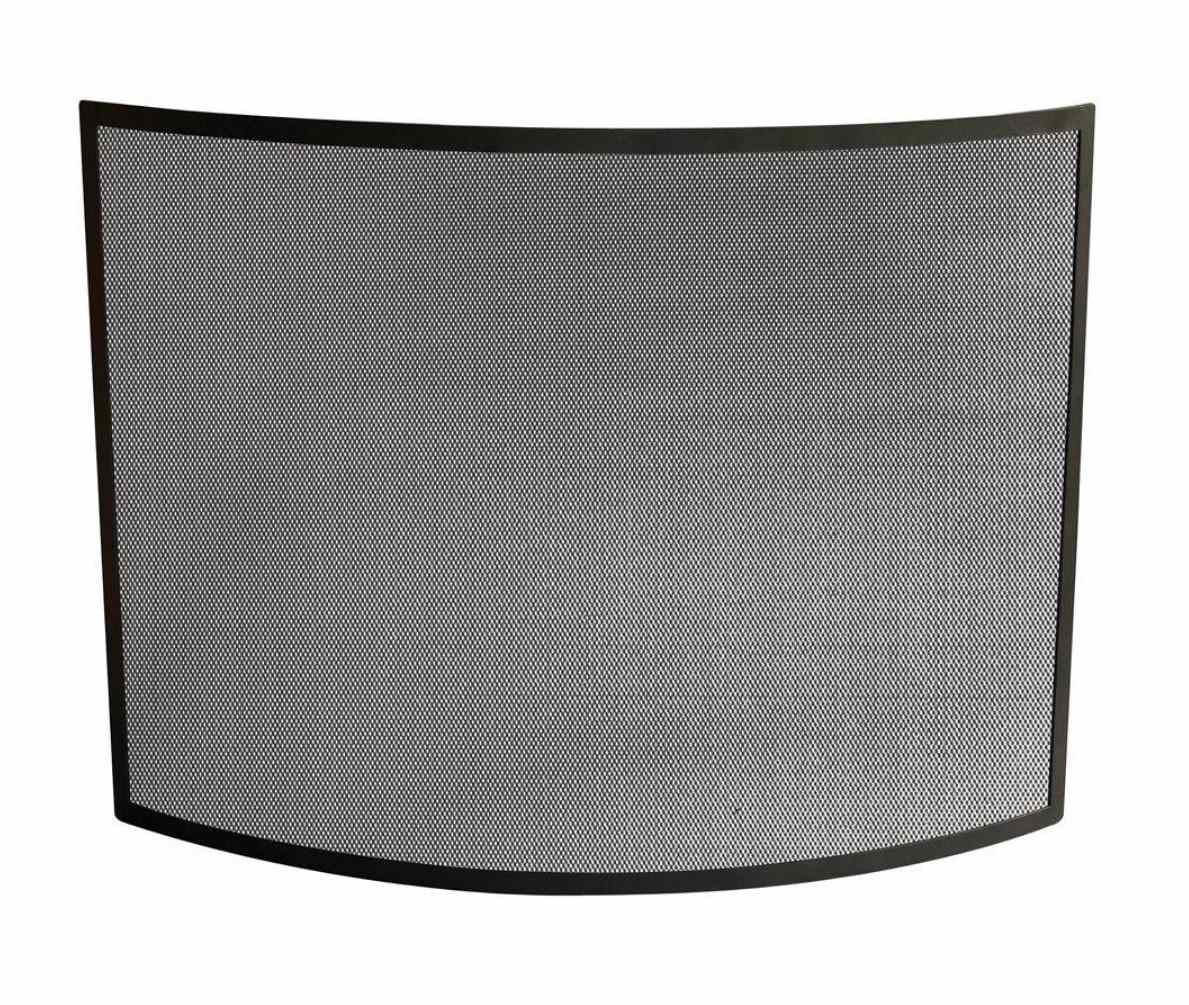UniFlame Curved Fireplace Screen