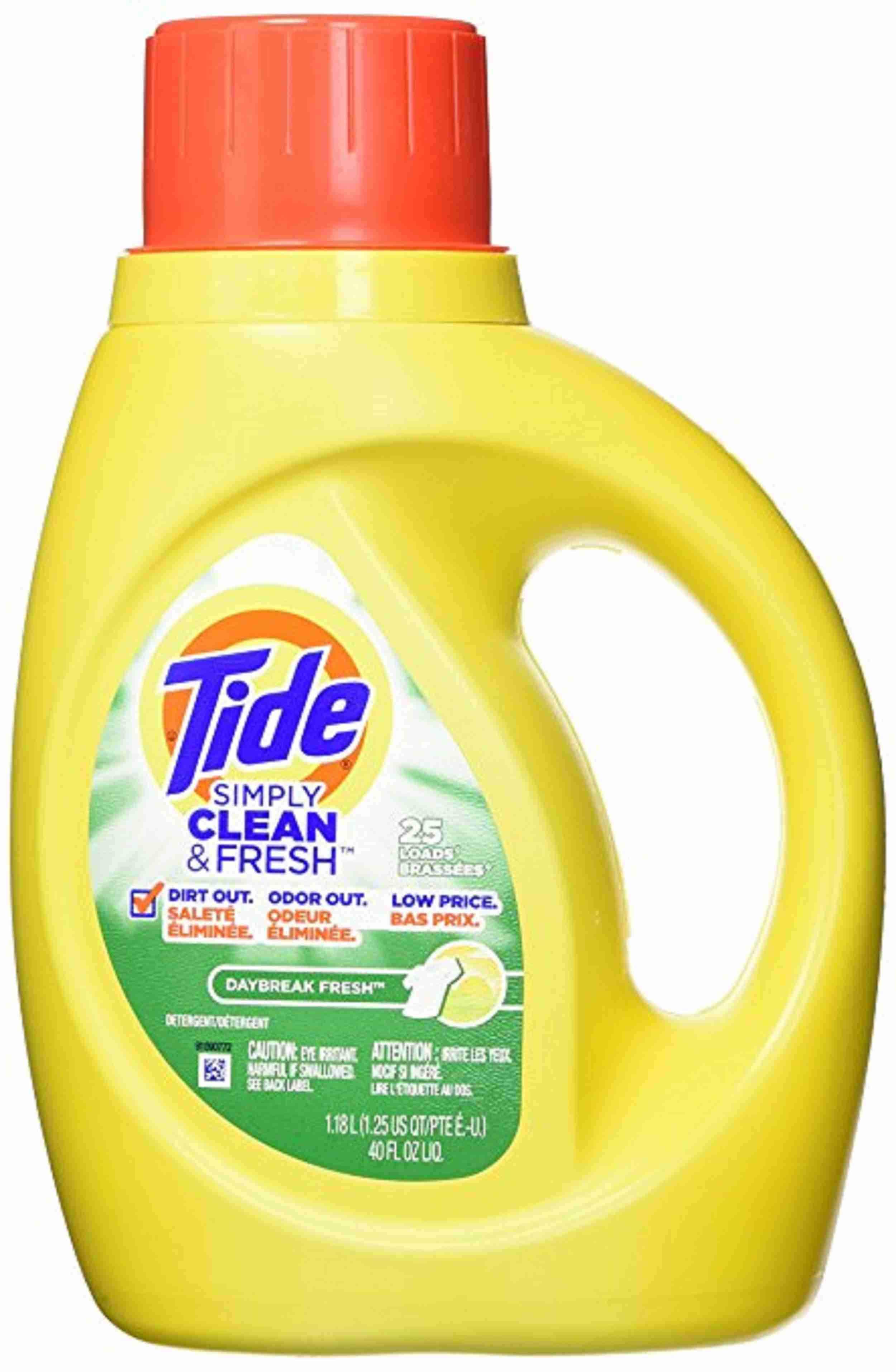 Tide Simply Clean and Fresh