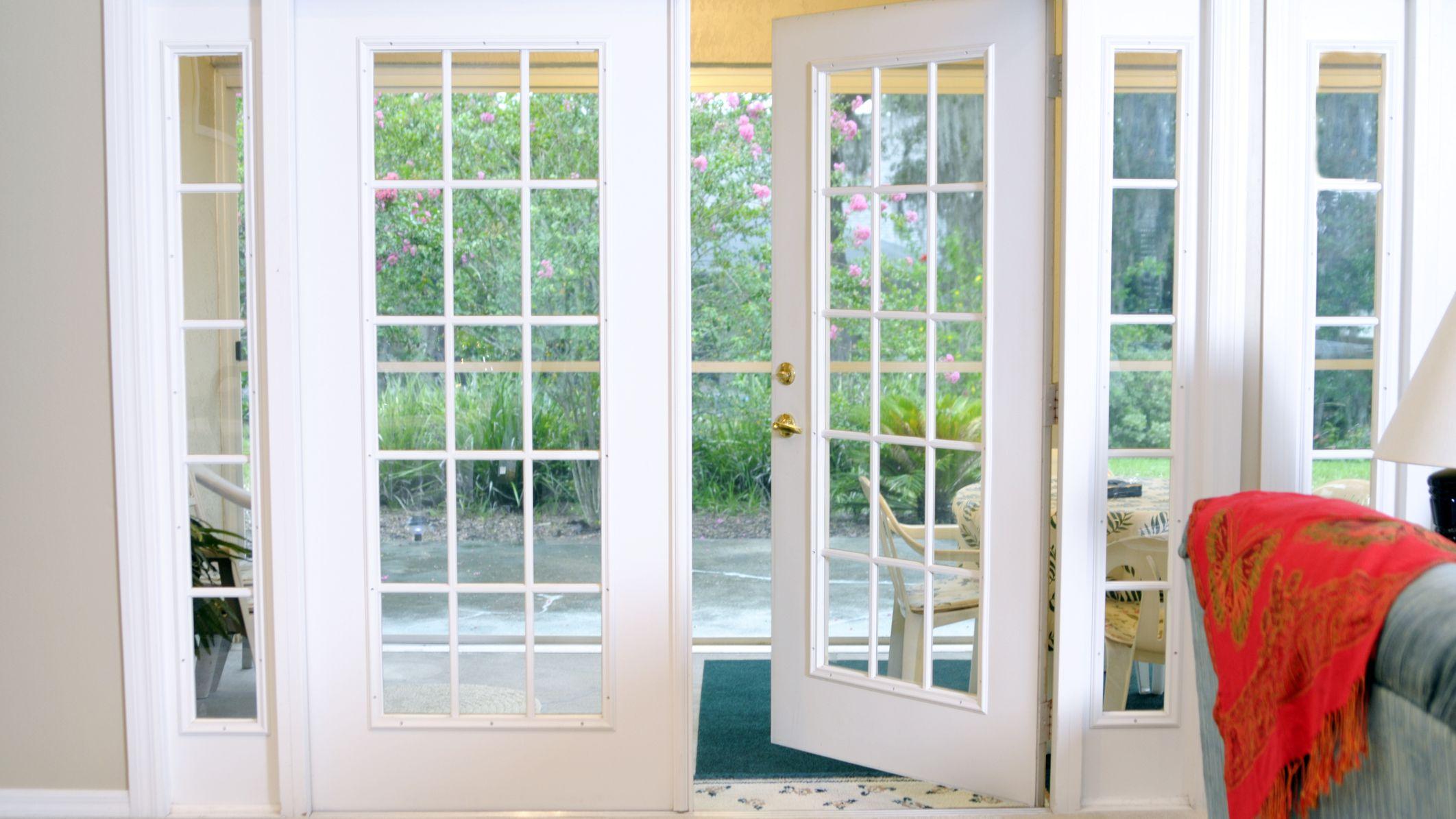 Types Of Doors Used In Homes