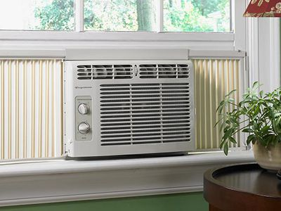 Fixes for Window-Mounted Room Air Conditioners
