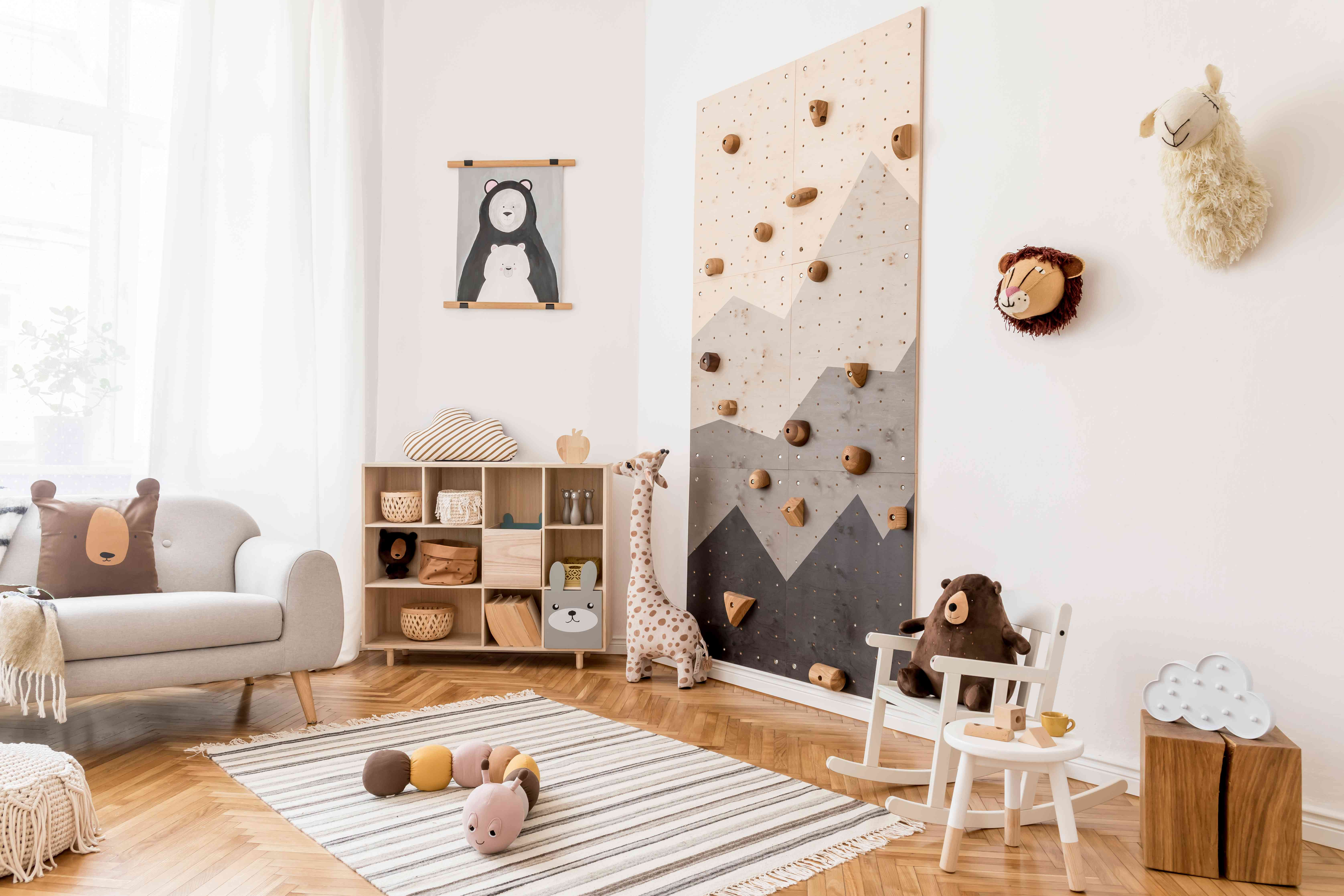 woodland theme decor ideas get the look at home.htm 17 adorable diy ideas for your woodland nursery  diy ideas for your woodland nursery