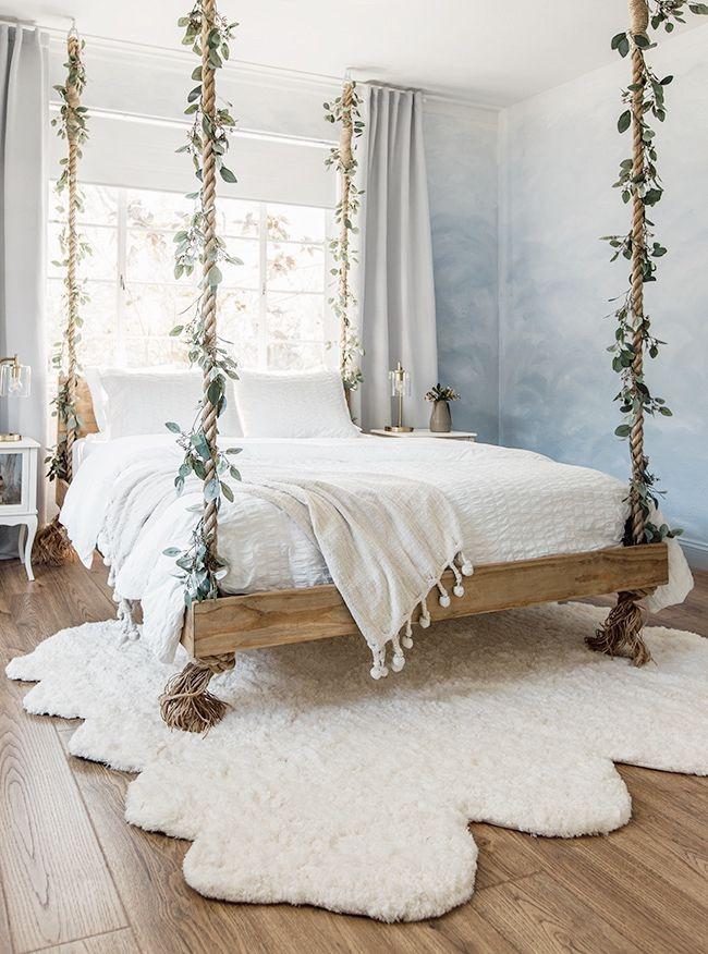 Jenna LeBlanc bedroom