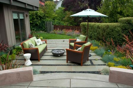 patio pavers - 25 Great Patio Paver Design Ideas