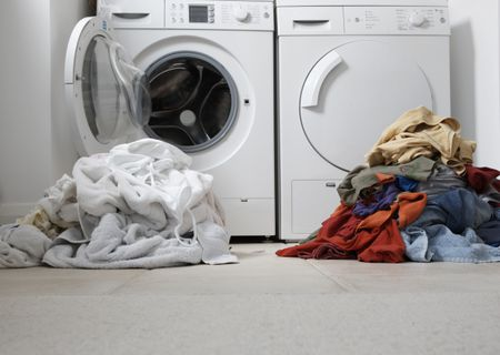 Laundry 101 - Sorting Laundry (Steps 1-6)