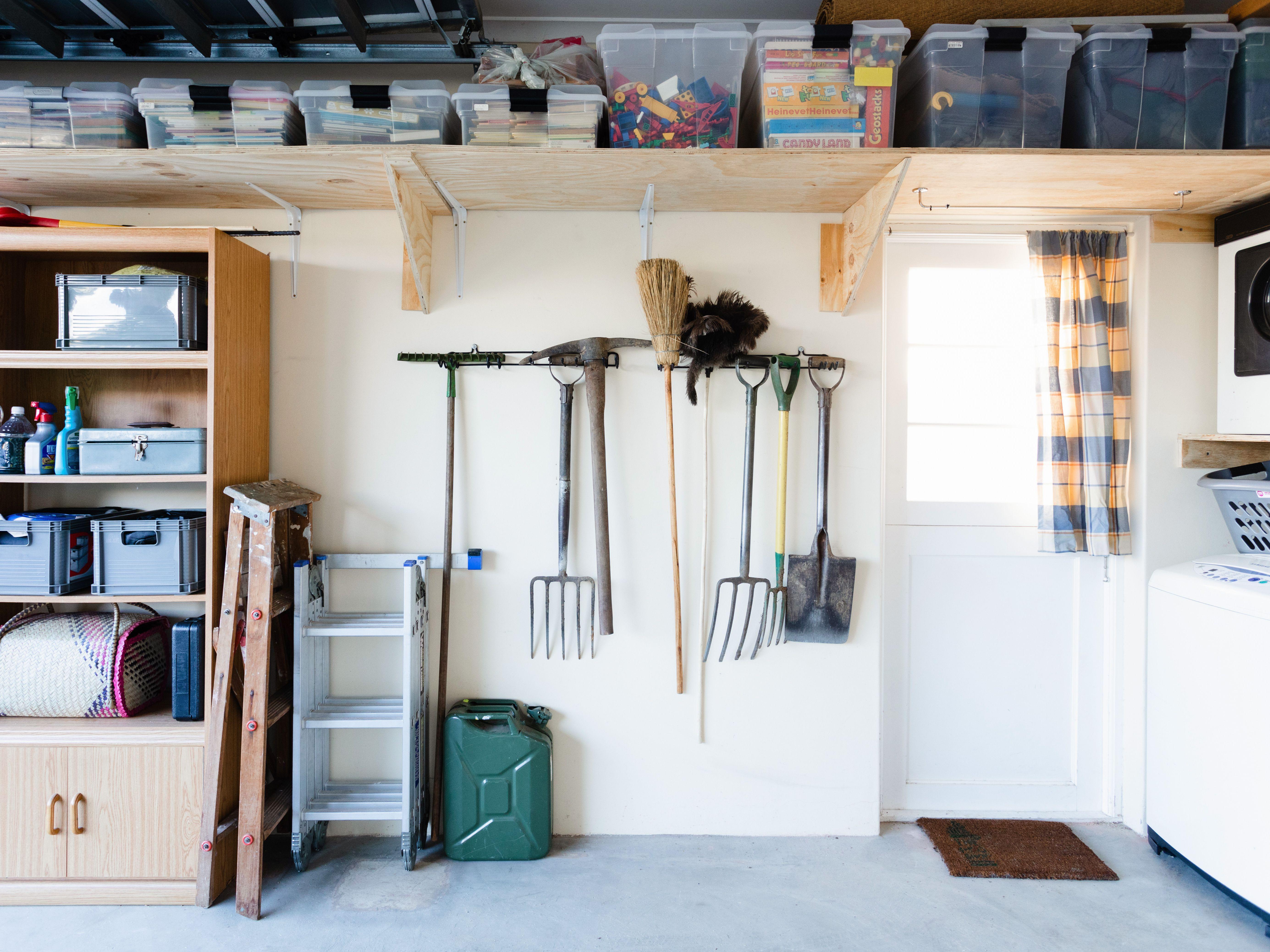 9 Free Diy Garage Plans