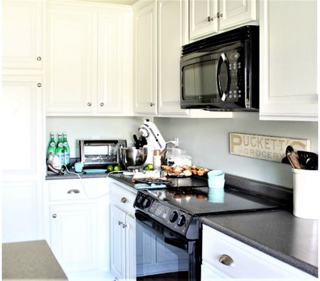 painting kitchen cabinets no equipment needed - How To Redo Kitchen Cabinets