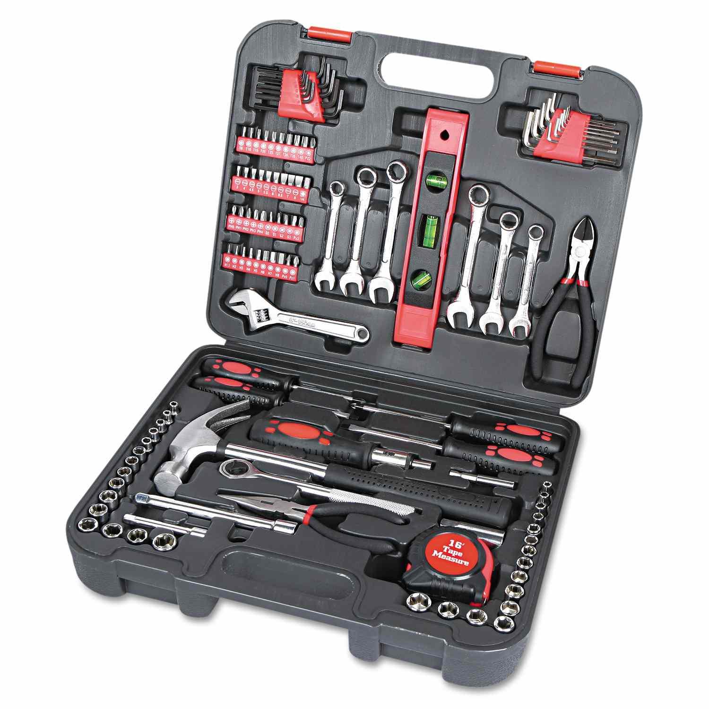 119-Piece Home/Mechanic Tool Set