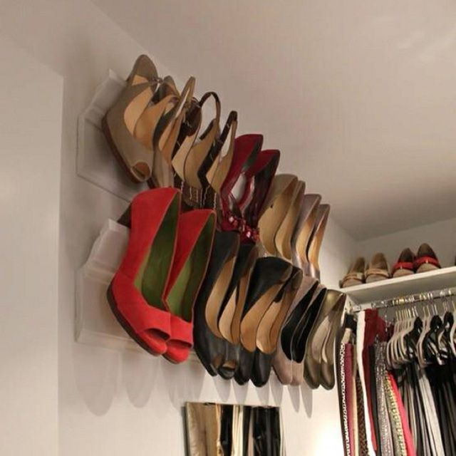 The best diy shoe storage ideas solutioingenieria Choice Image
