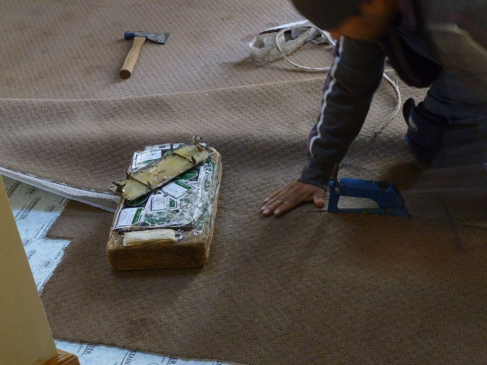 How To Cut And Glue Carpet Seams