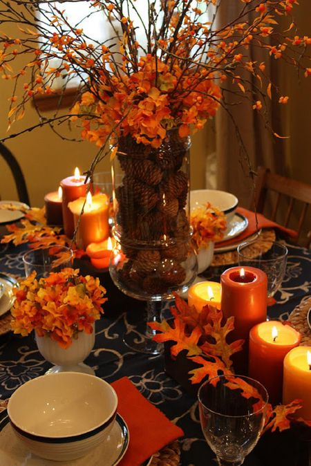 Brilliant 25 Ways To Decorate Your Home For Thanksgiving Download Free Architecture Designs Viewormadebymaigaardcom