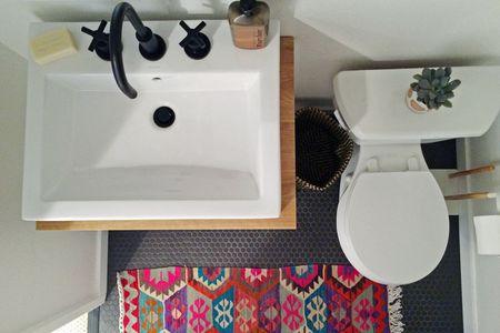 21 Small Bathroom Decorating Ideas