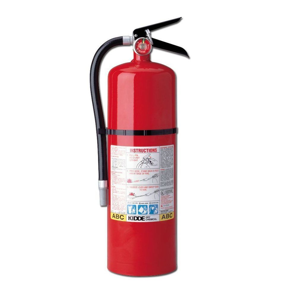The 6 Best Fire Extinguishers Of 2020
