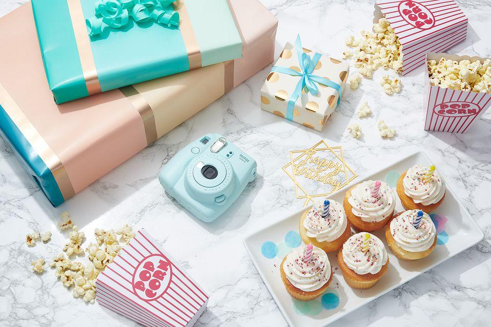an 18th birthday party celebration