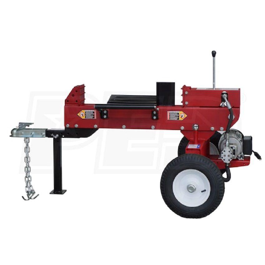 16-Ton Electric Log Splitter