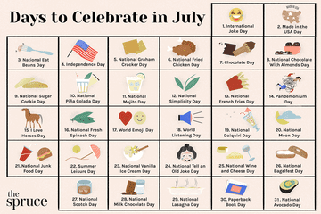 Days to Celebrate in July