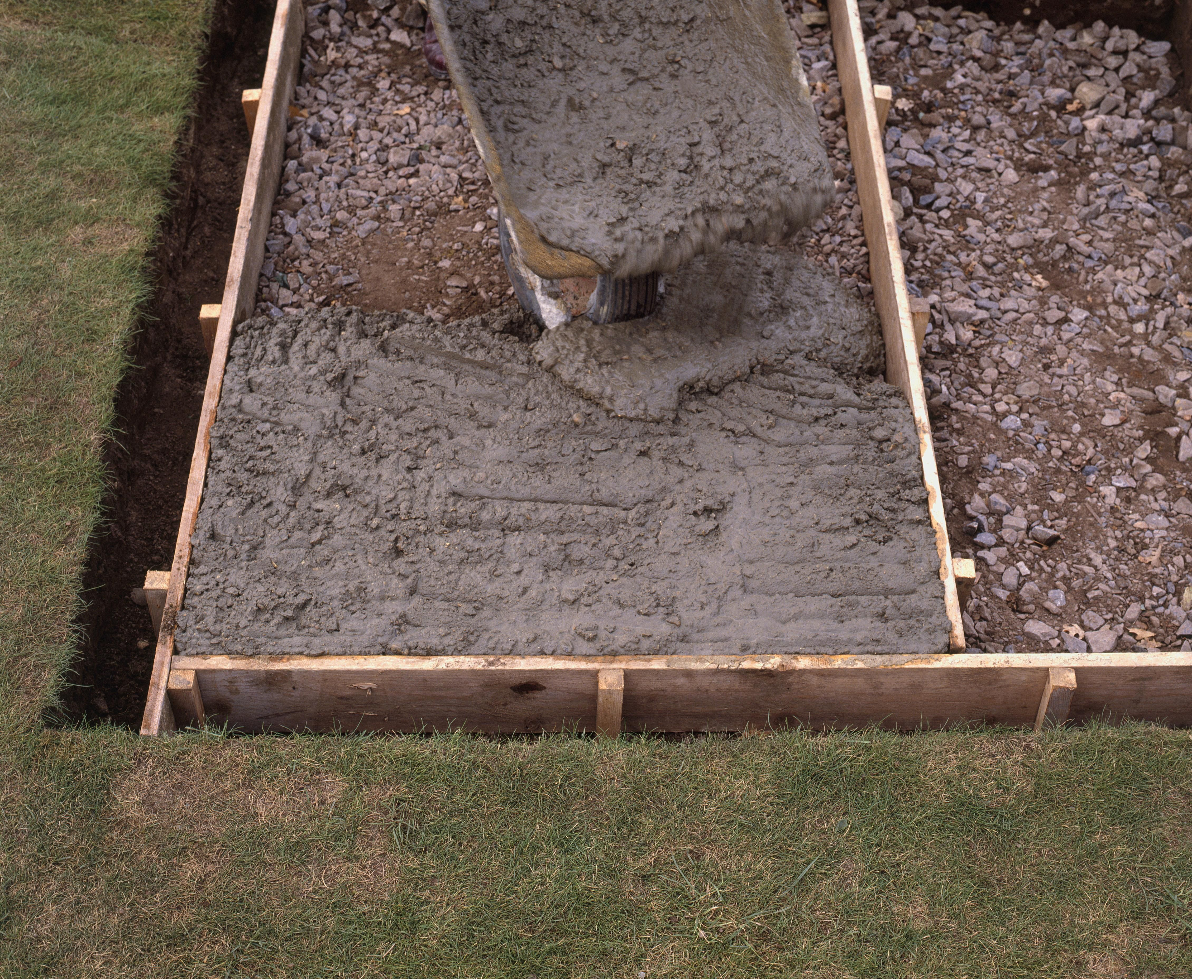 When Is the Best Time to Pour a Concrete Patio?