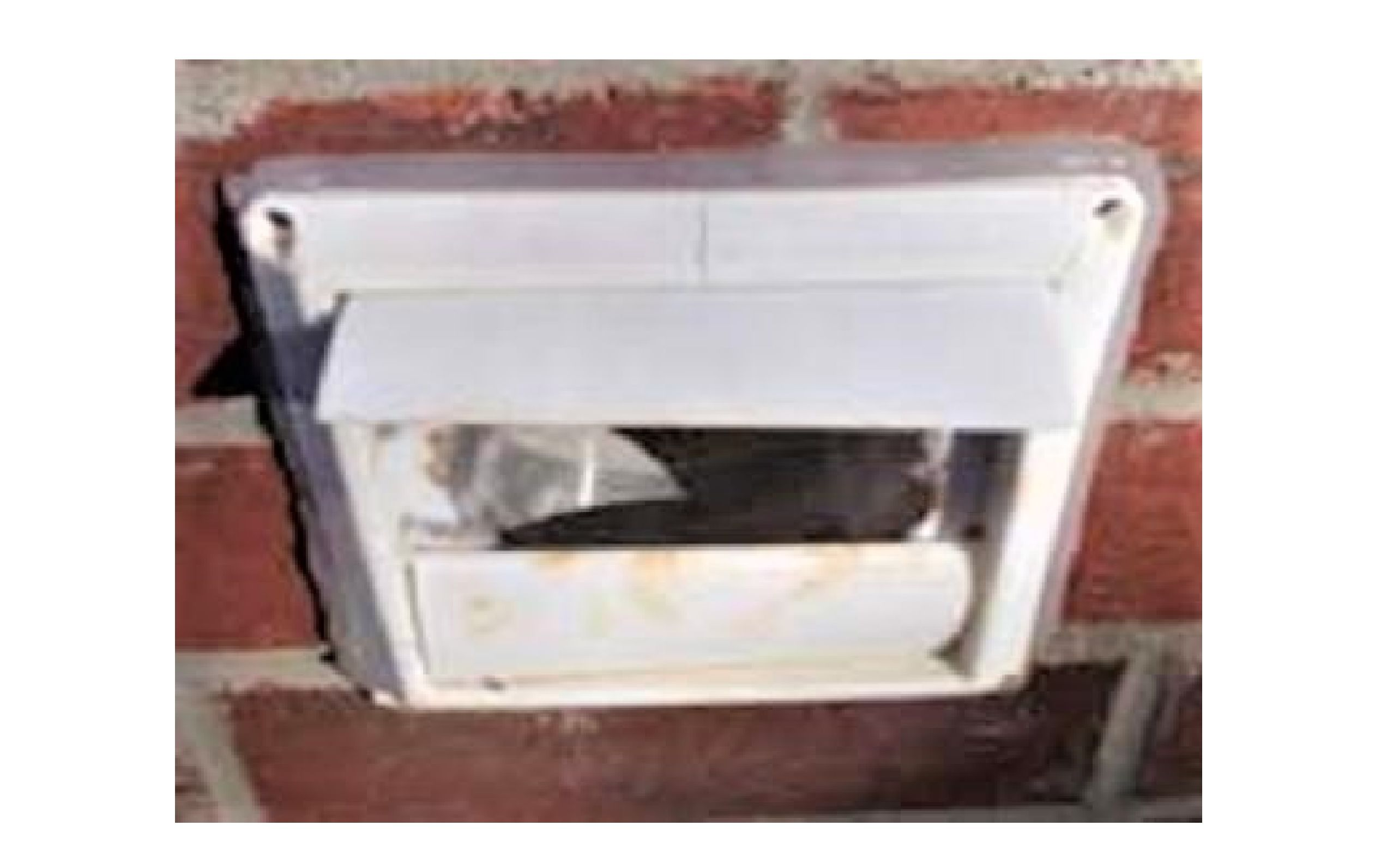 how to clean an outside dryer vent. Black Bedroom Furniture Sets. Home Design Ideas
