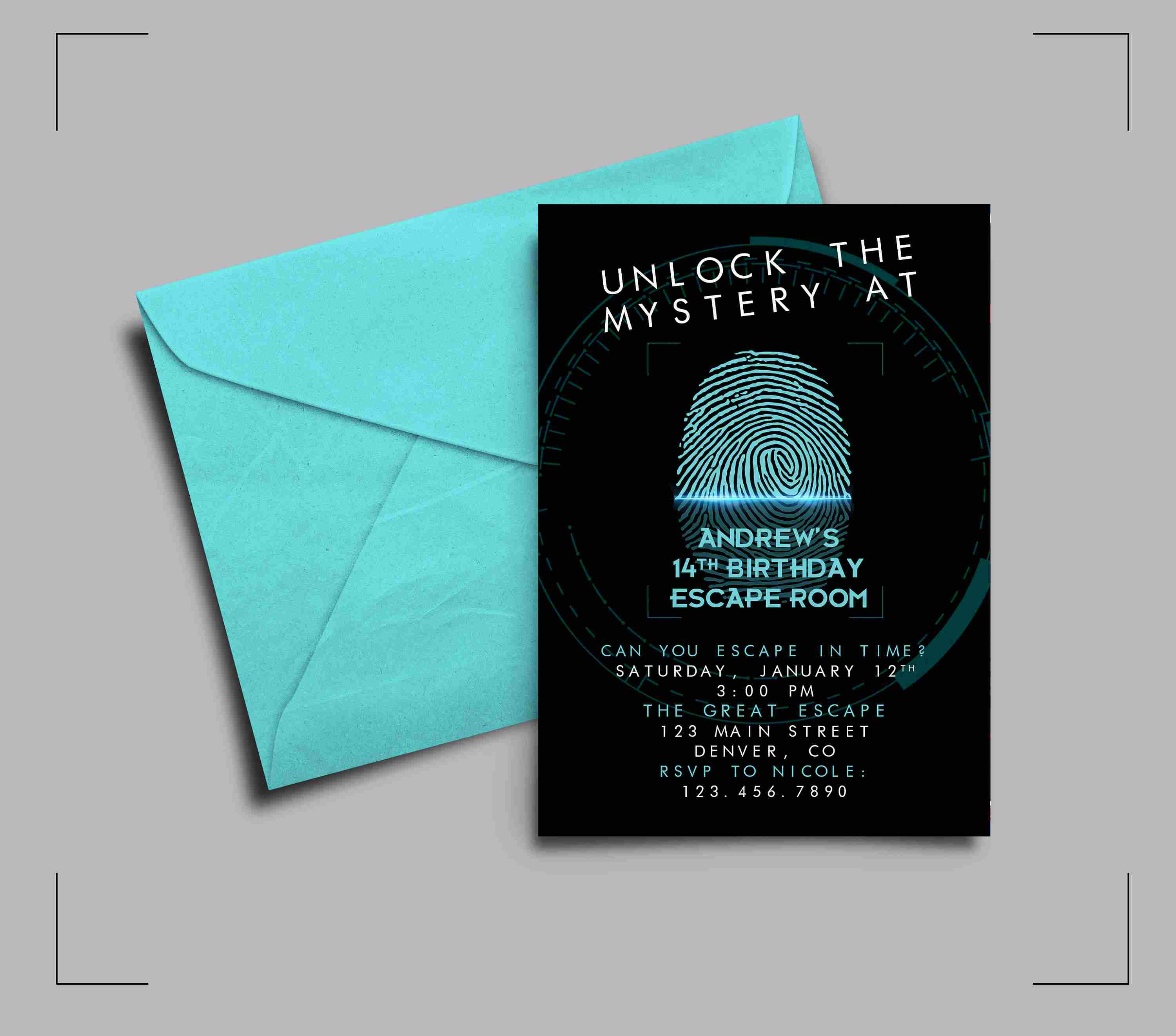 How To Throw The Ultimate Escape Room Party