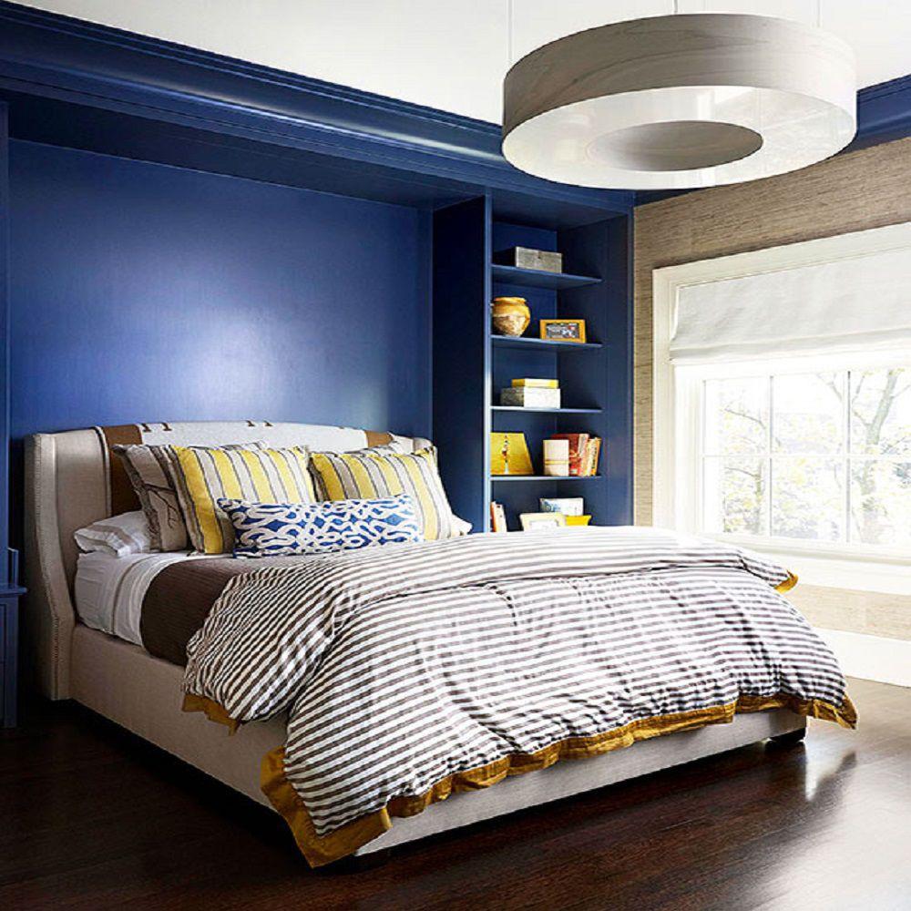 10 Beautiful Bedroom Color Combos
