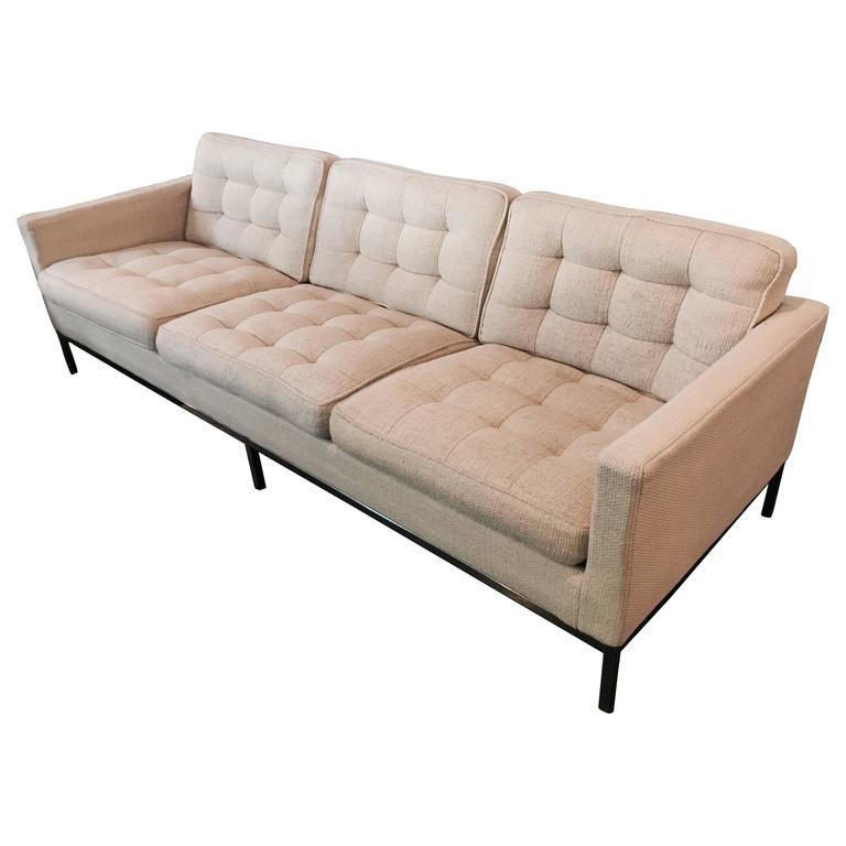 Florence Knoll Sofa For Ociates 1955