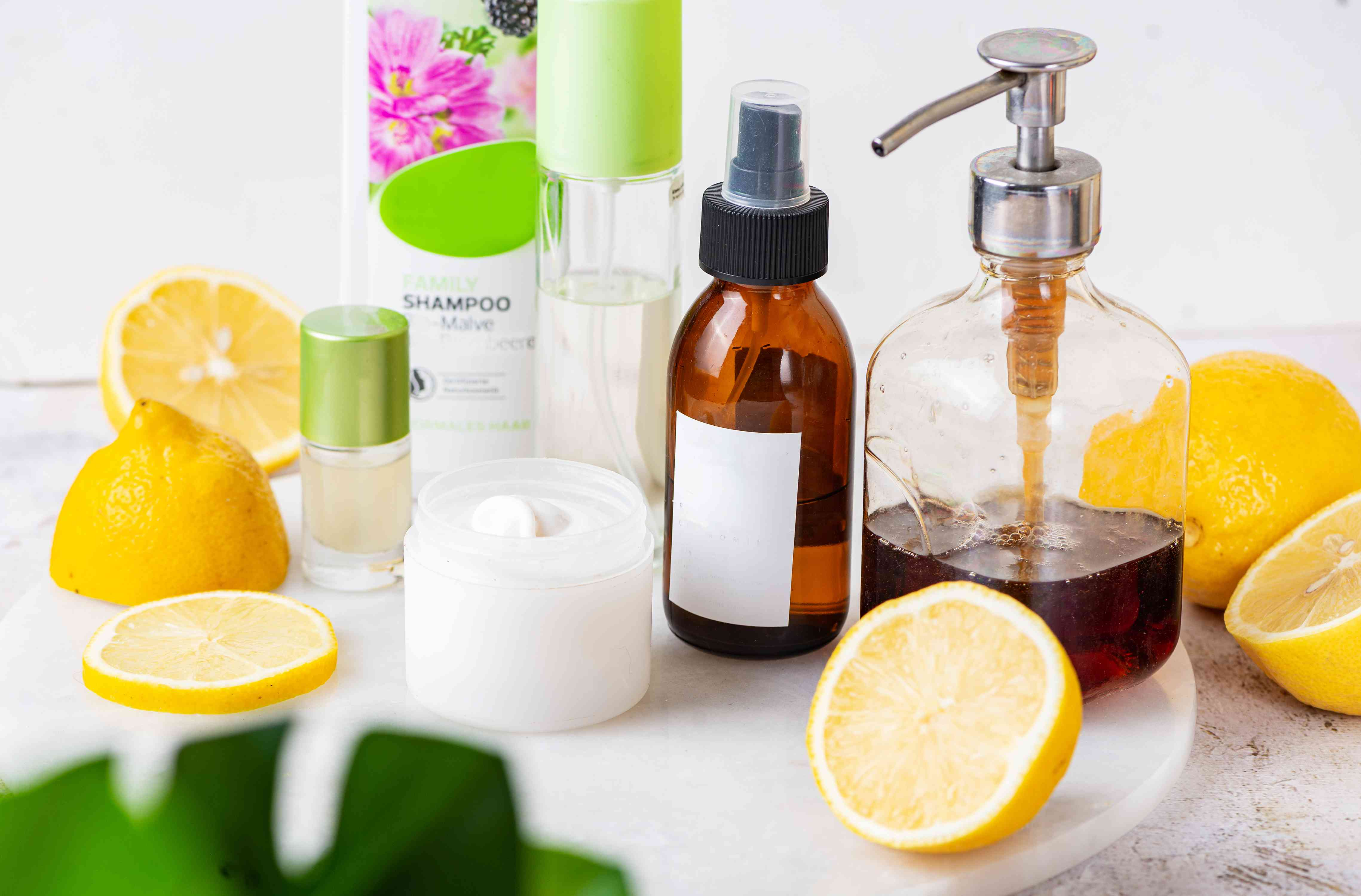 citric acid used in personal products
