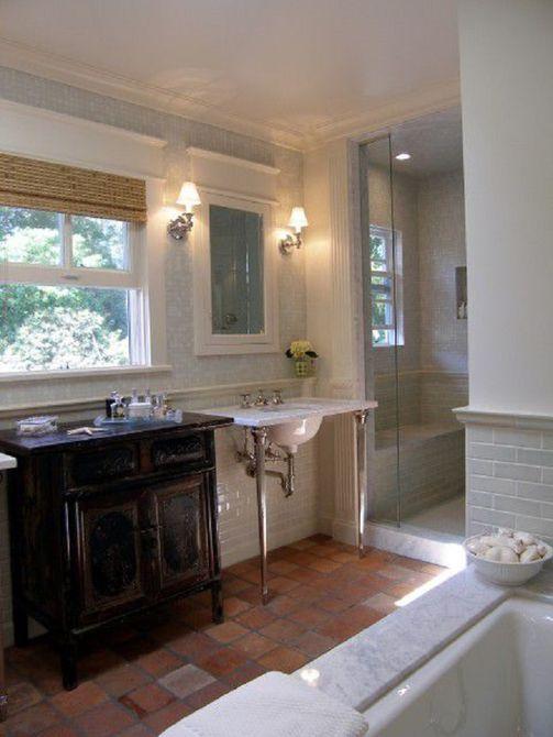 Renovación de baño tradicional