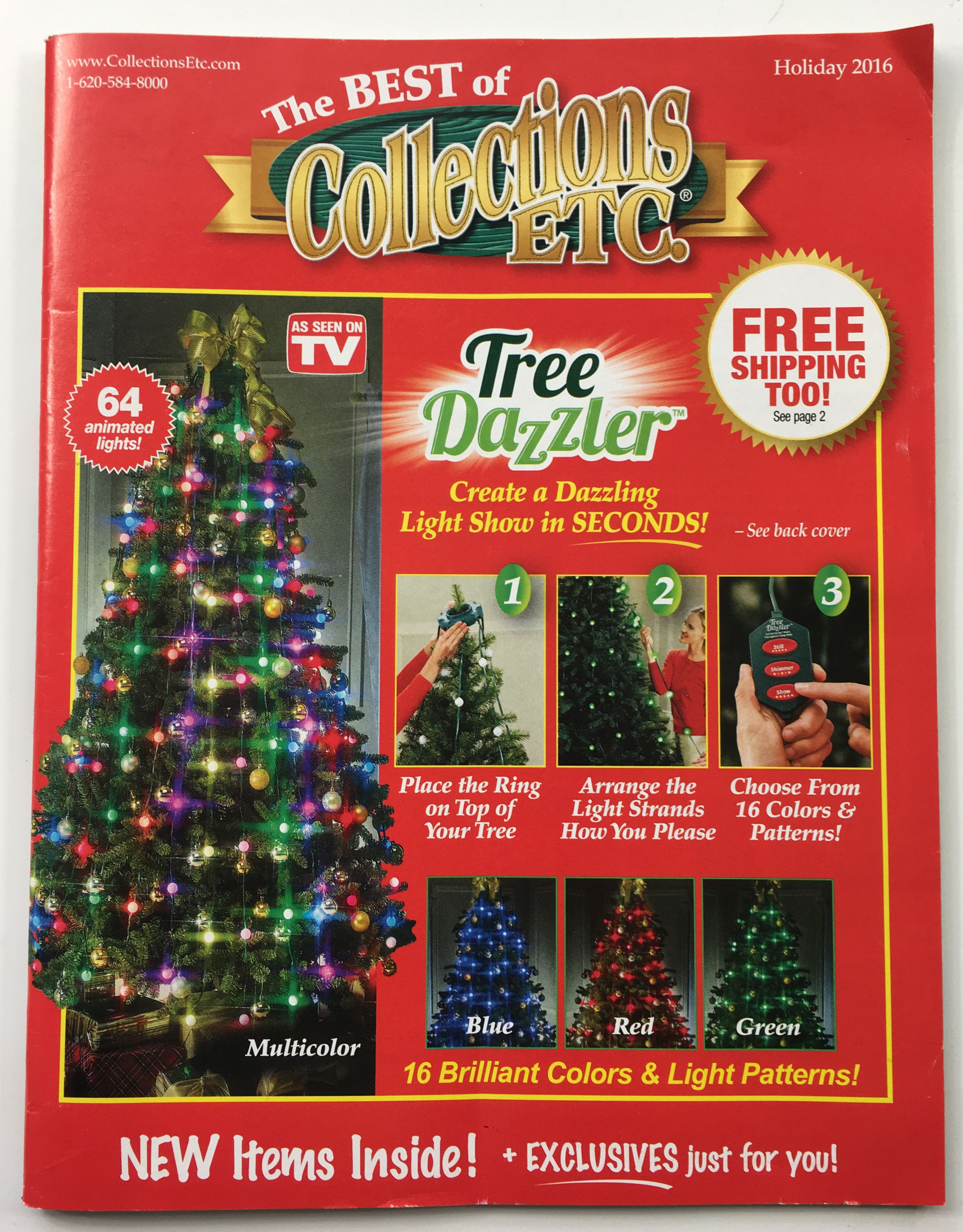 Request A Free Collections Etc Catalog