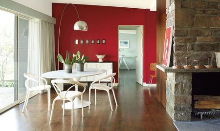 Modern Home Office Paint Colors
