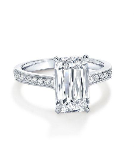 Ashoka Cut Diamond Engagement Rings