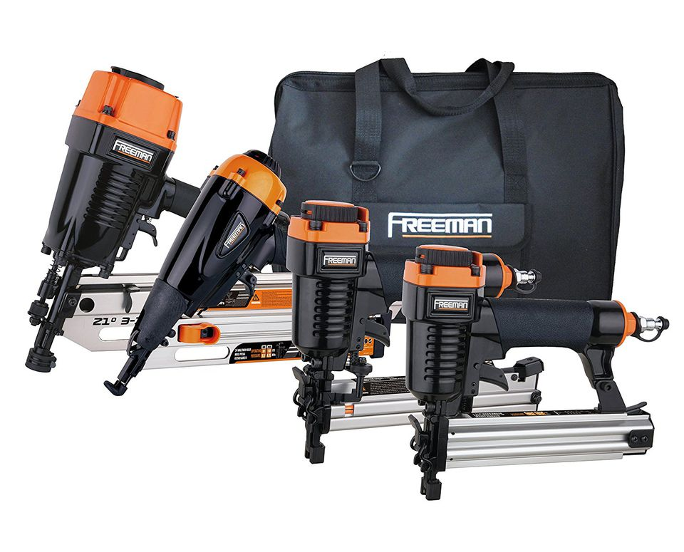The 8 Best Nail Guns to Buy in 2018