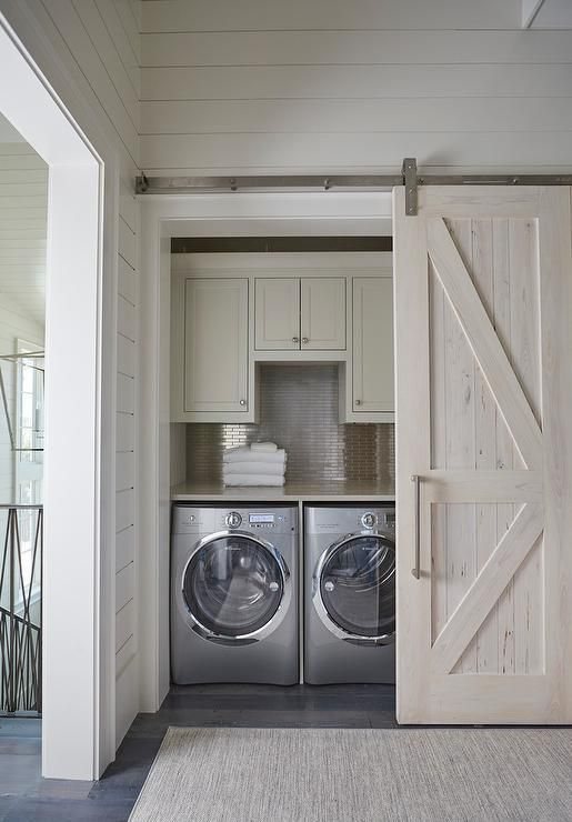 10 Ideas to Redesign Your Laundry