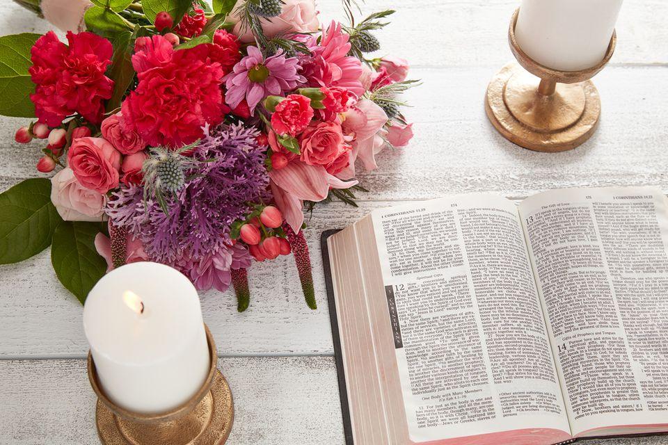 Catholic wedding bible readings