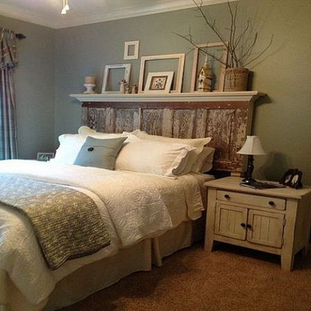Diy Vintage Bedroom Ideas Simple Decoration