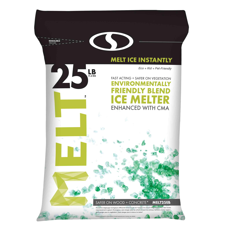 Melt-2-Go Environmentally Friendly Blend Ice Melter