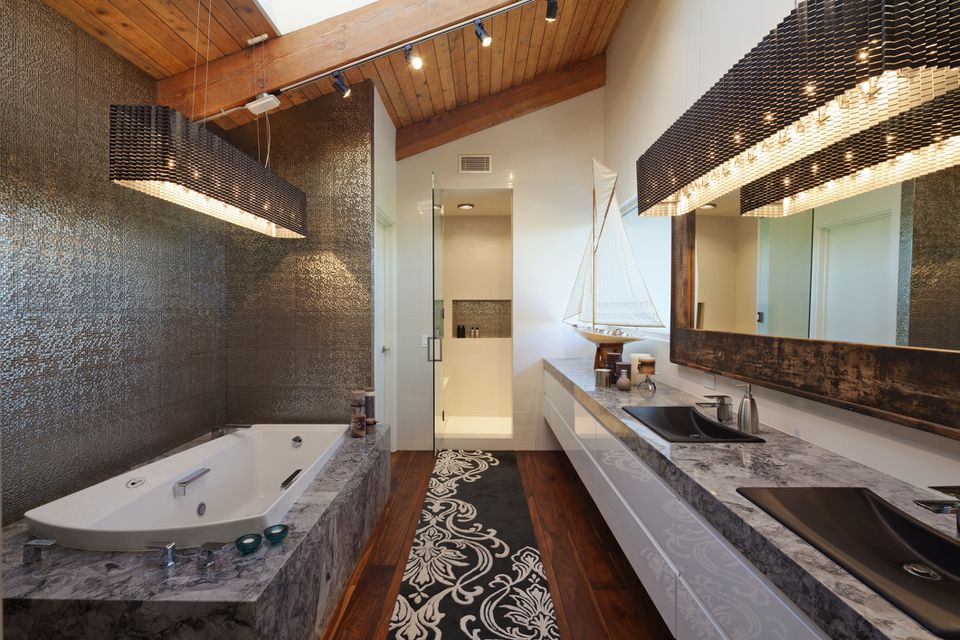 Electrical Code Requirements for Bathrooms
