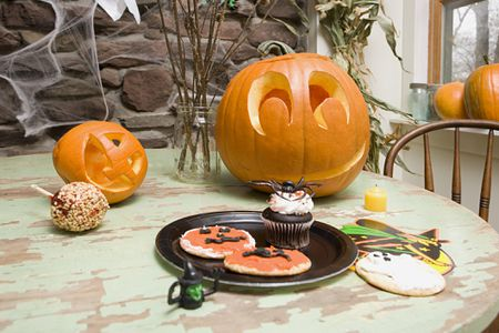 How To Pull Off A Halloween Baby Shower Theme