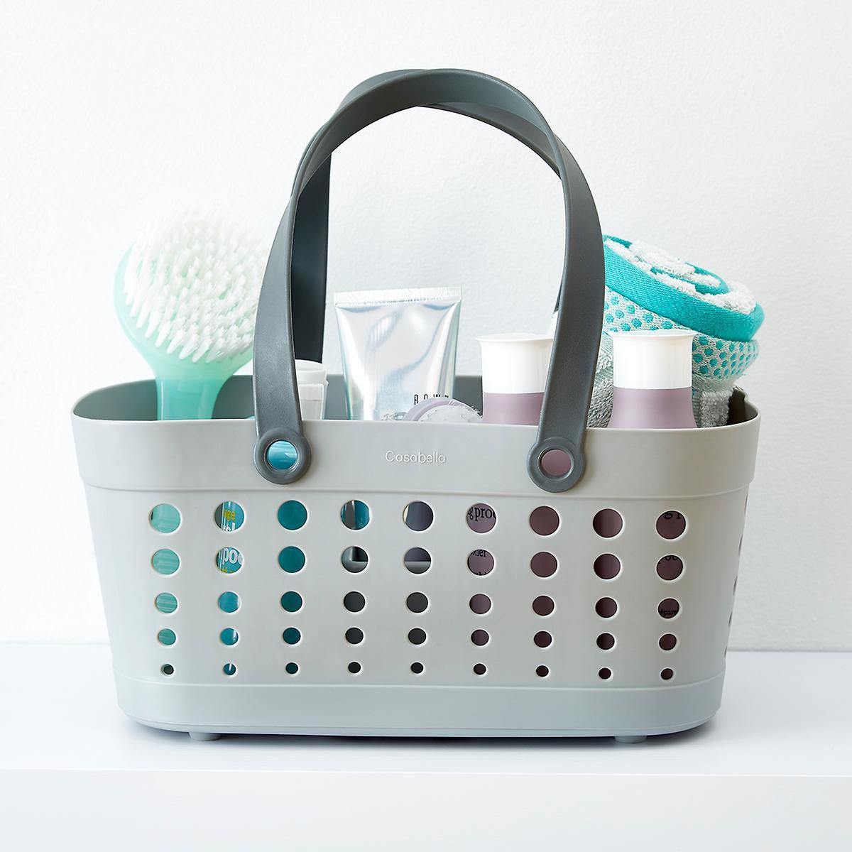 The Container Store Casabella Flexible Shower Basket