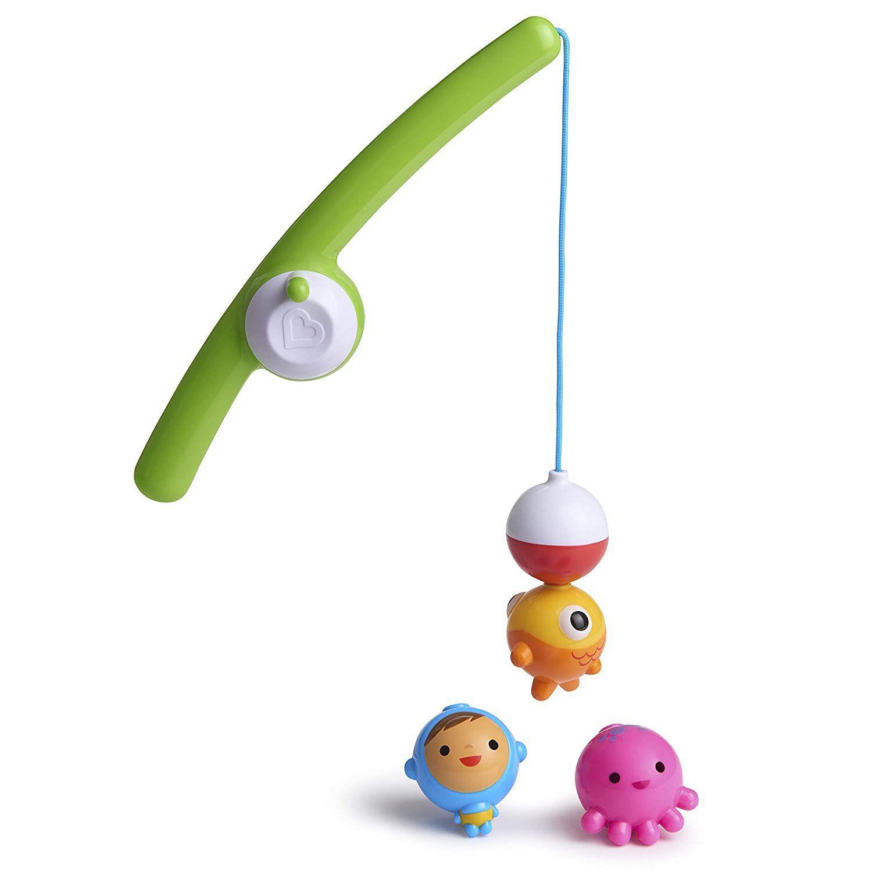Munchkin Fishin' Bath Toy.