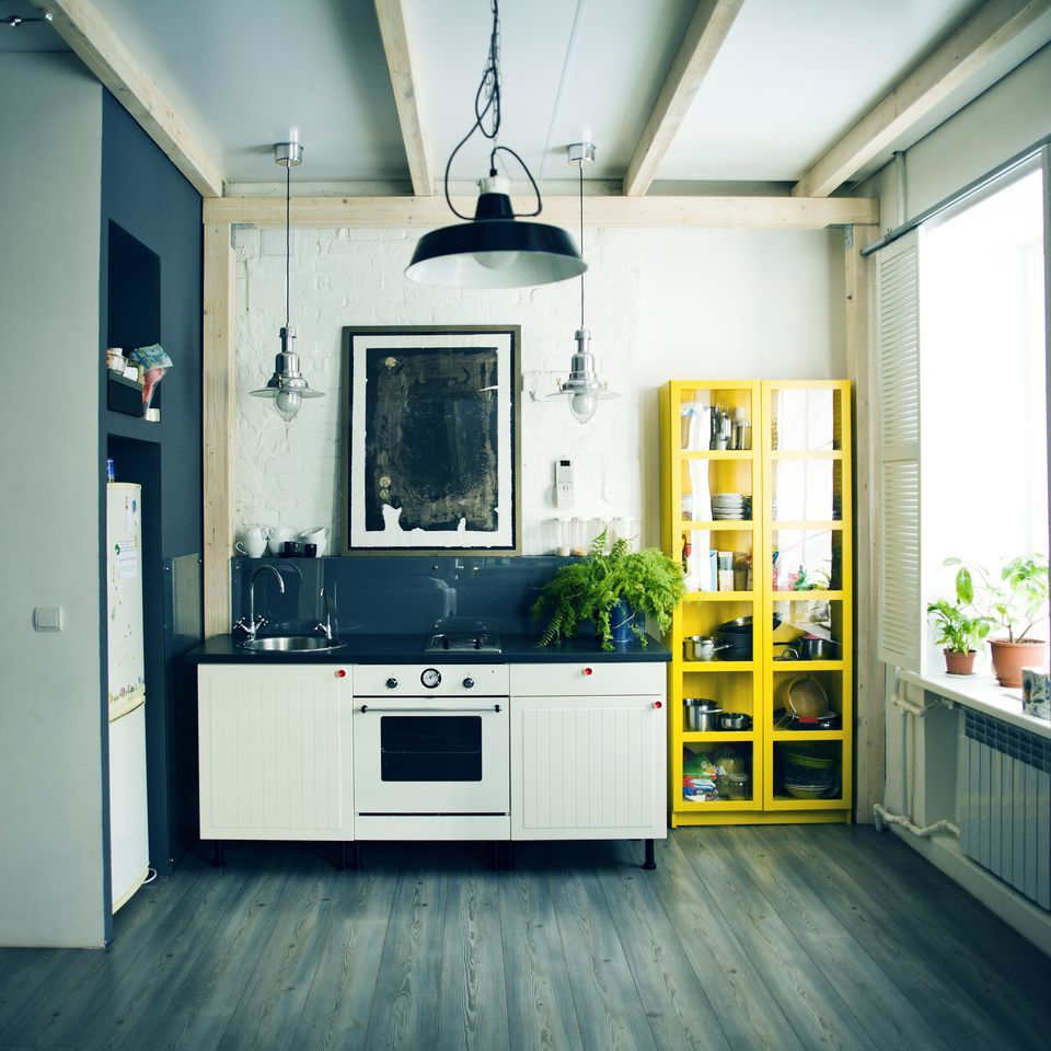 Compact Kitchen Unit