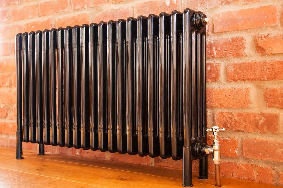single pipe steam radiator