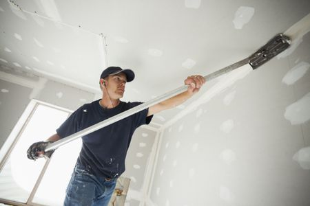 Proper Technique for Hanging Drywall